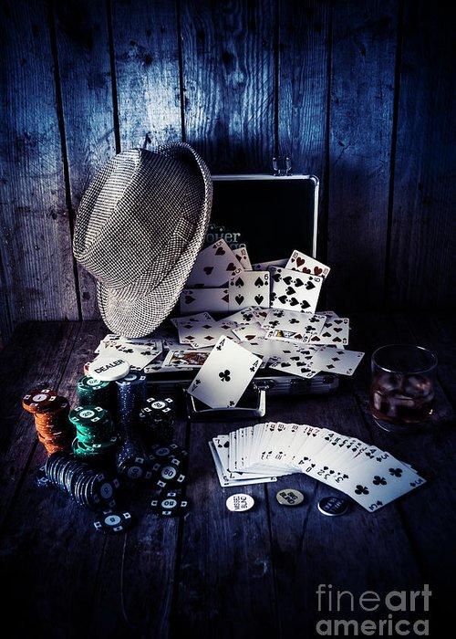 Poker Greeting Cards