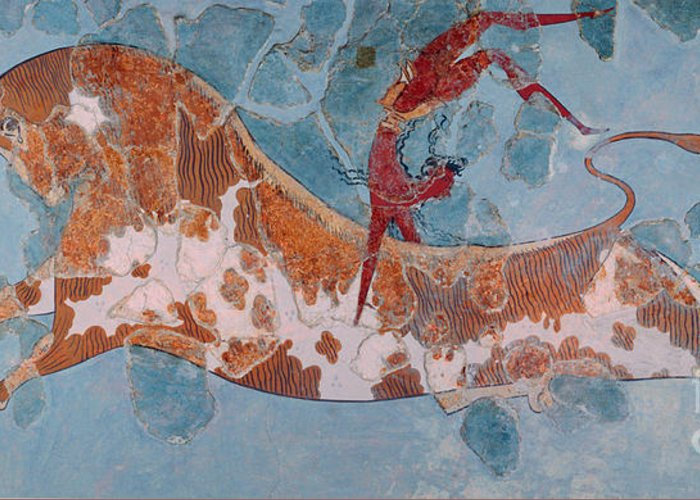 Minoan Greeting Cards