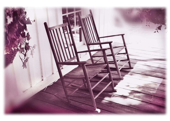 Love Greeting Card featuring the photograph Together Forever by Mal Bray