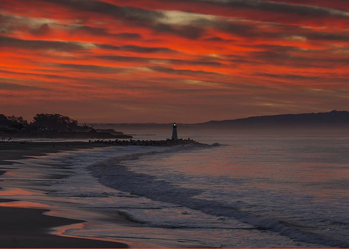 Sunrise Greeting Card featuring the photograph Tuesday Sunrise by Bruce Frye