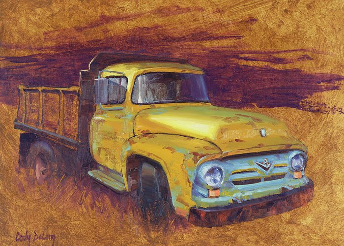 Ford Truck Art   Fine Art America