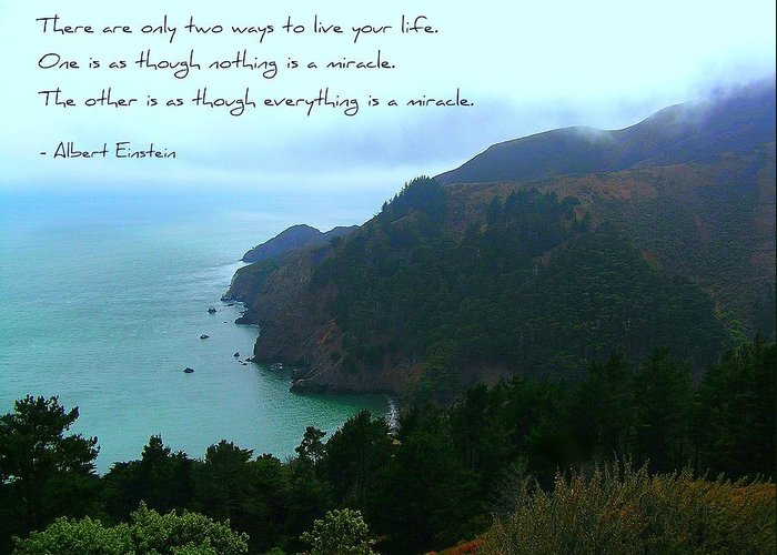 Affirmation Greeting Card featuring the photograph Two Ways by Jen White