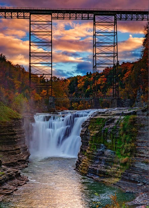 Trestle Greeting Cards