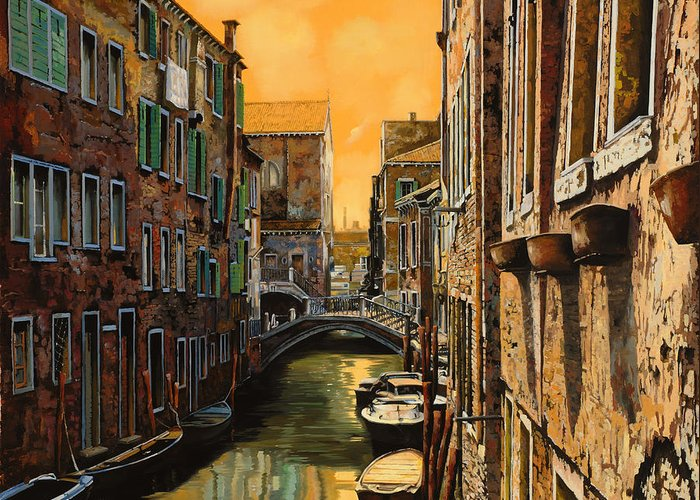 Grand Canal Greeting Cards