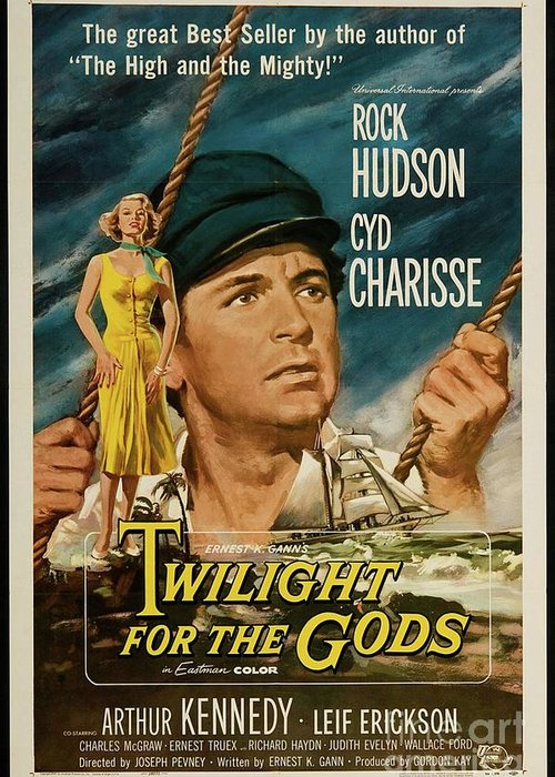vintage classic movie posters twilight for the gods