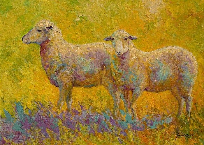 Sheep Farm Greeting Cards