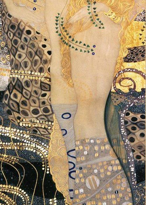 Sleeping Mermaid Greeting Cards