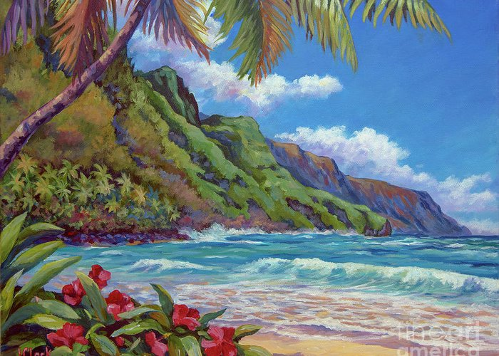 Oahu Greeting Cards