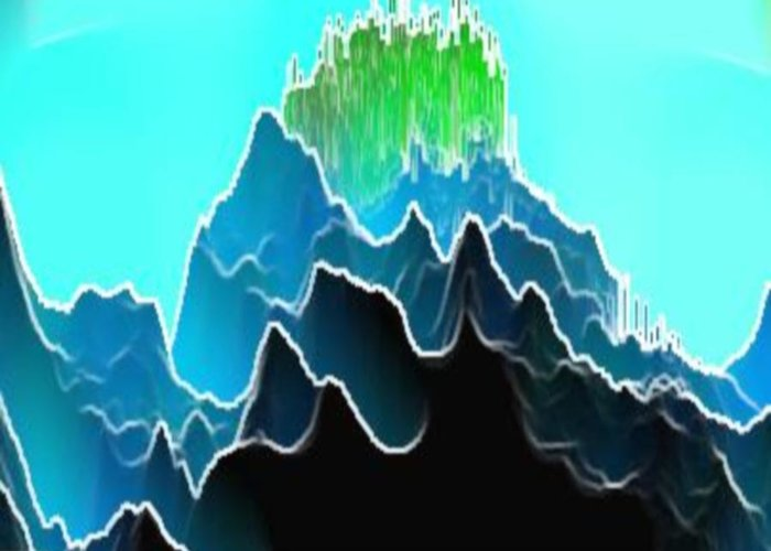 Mountins Greeting Card featuring the digital art We Listen. by Dr Loifer Vladimir