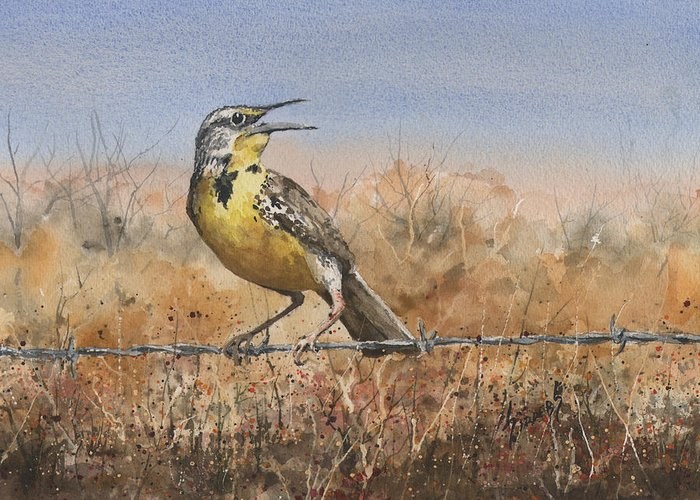 Meadowlark Greeting Cards