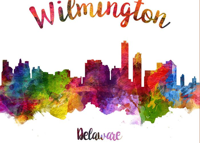 Wilmington Delaware Greeting Cards