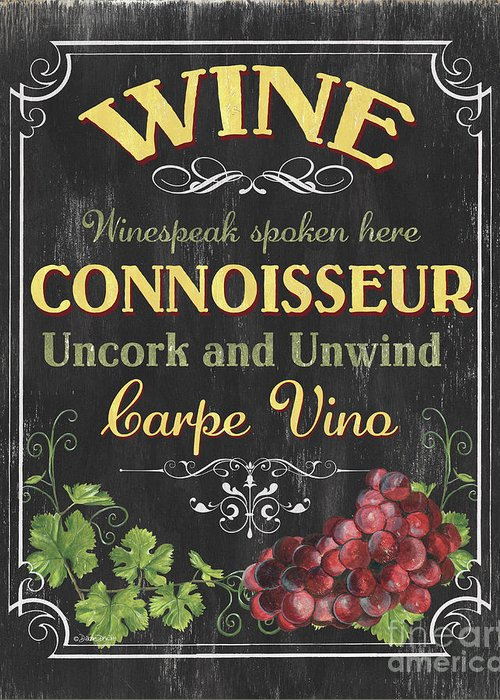 Winery Greeting Cards