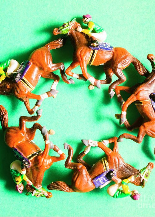 Horseman Greeting Cards
