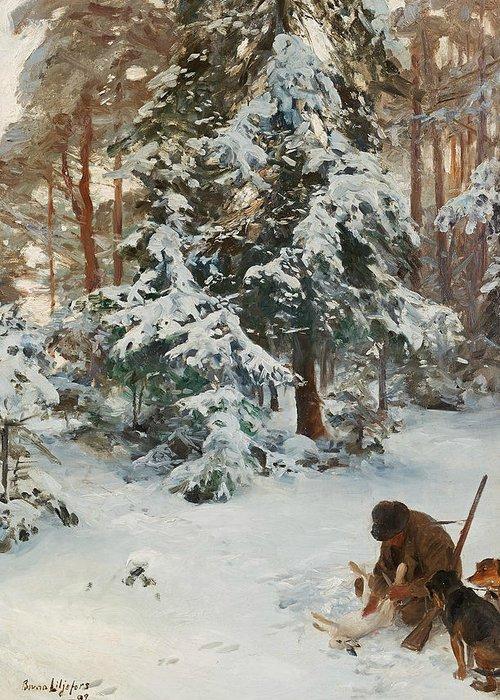 Swedish Painters Greeting Cards
