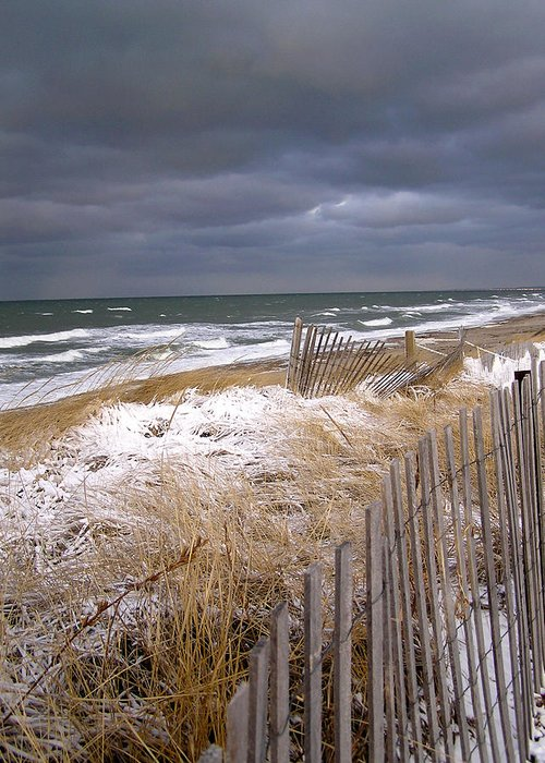 Cape Cod Winter Greeting Cards