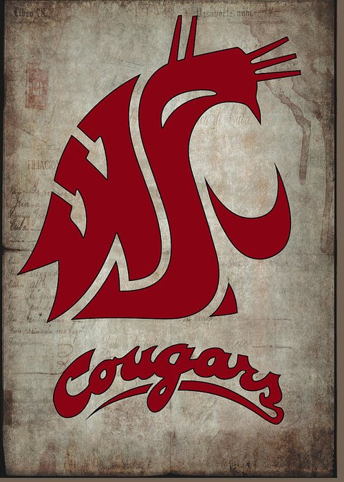 Washington State University Digital Art Greeting Cards