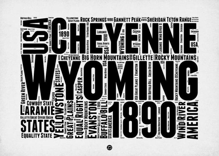 Yellowstone Digital Art Greeting Cards