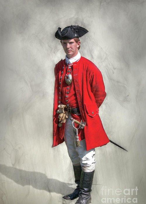 Revolutionary War Uniforms Art | Fine Art America
