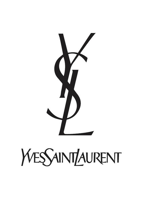 39596923 Yves Saint Laurent - Ysl - Black And White - Lifestyle And Fashion ...