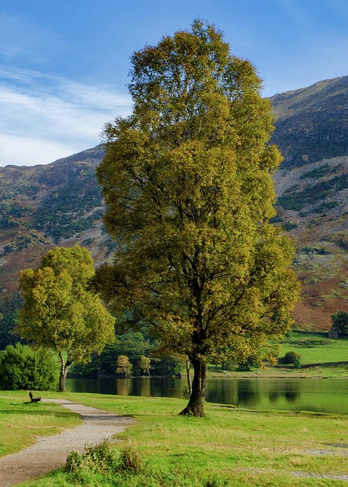 Glenridding Greeting Cards