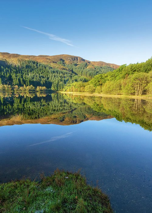The Trossachs Greeting Cards