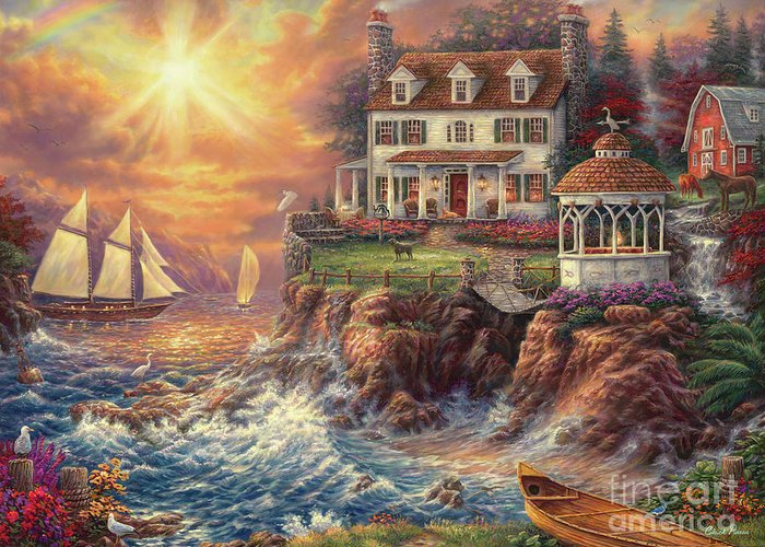 New England Greeting Cards