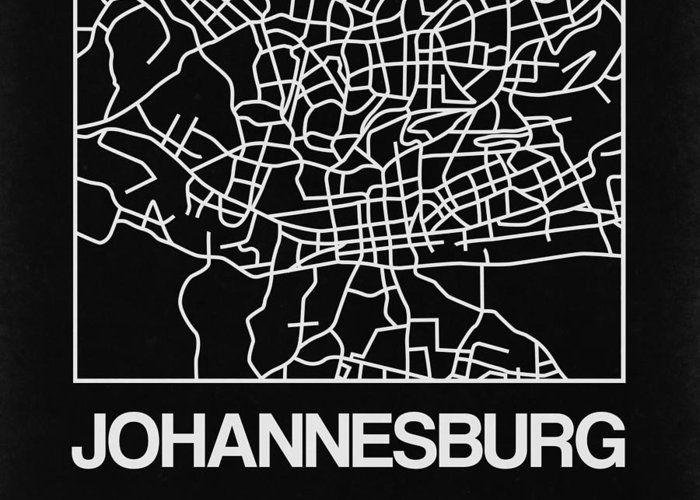 Johannesburg Greeting Cards