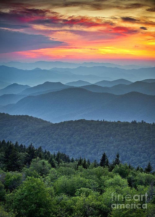 Appalachia Greeting Cards
