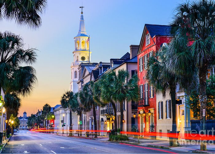 Designs Similar to Charleston, South Carolina, Usa