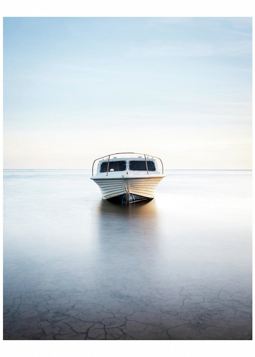 Lytham Greeting Card featuring the photograph Cruiser by Mark Mc neill