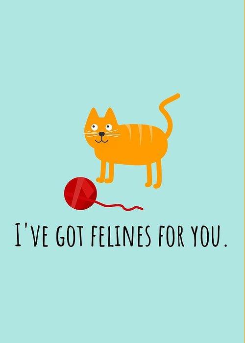 Feline Greeting Cards