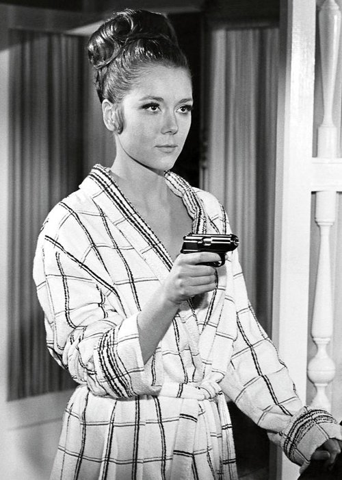 diana rigg in 007 james bond on her majesty s secret service 1969 photograph by album diana rigg in 007 james bond on her majesty s secret service 1969 by album