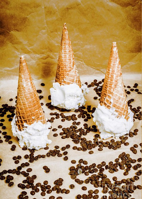 Cone Greeting Cards