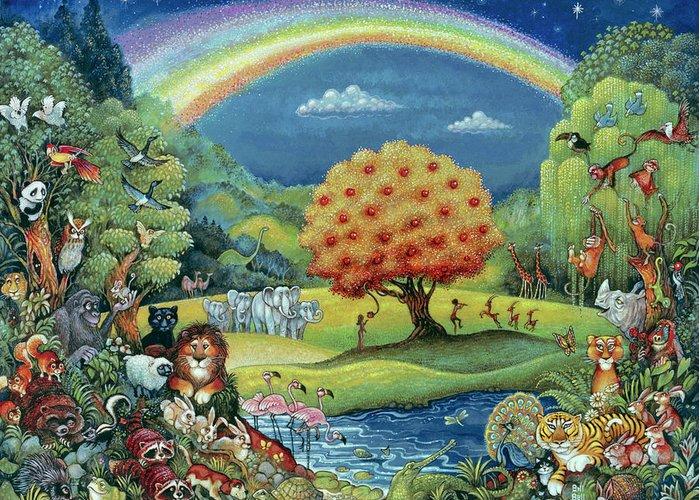 Forbidden Fruits 8.5 x 11  13 x 19 Illustrated Alchemy Nature Art Print
