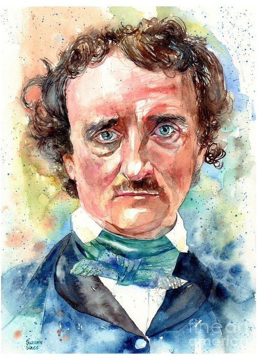 Poe Greeting Cards