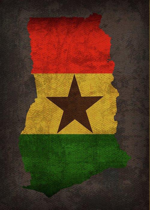 Ghana Greeting Cards