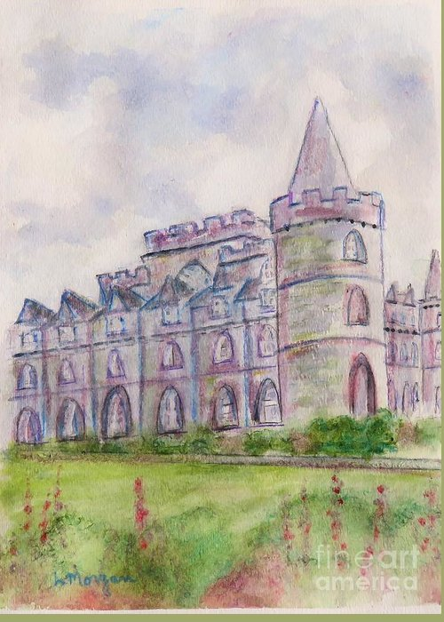 Inverary Castle Greeting Cards