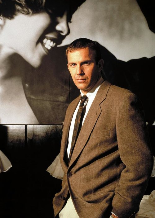 Kevin Costner In The Bodyguard 1992 Photograph By Album