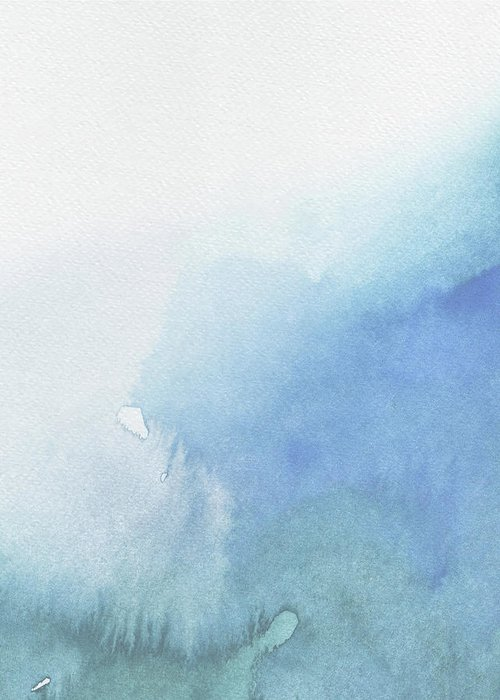 Designs Similar to Light Blue Abstract Watercolor