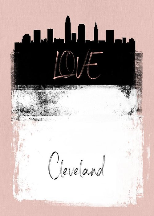 Designs Similar to Love Cleveland by Naxart Studio