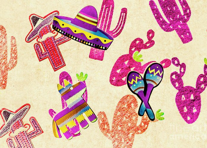 Spanish Culture Greeting Cards