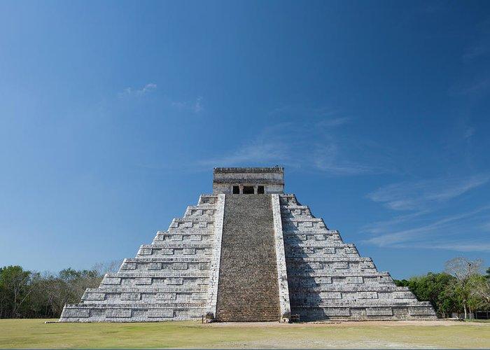 Latin America Greeting Card featuring the photograph Mexico, Yucatan Peninsula, Yucatan by Adam Crowley
