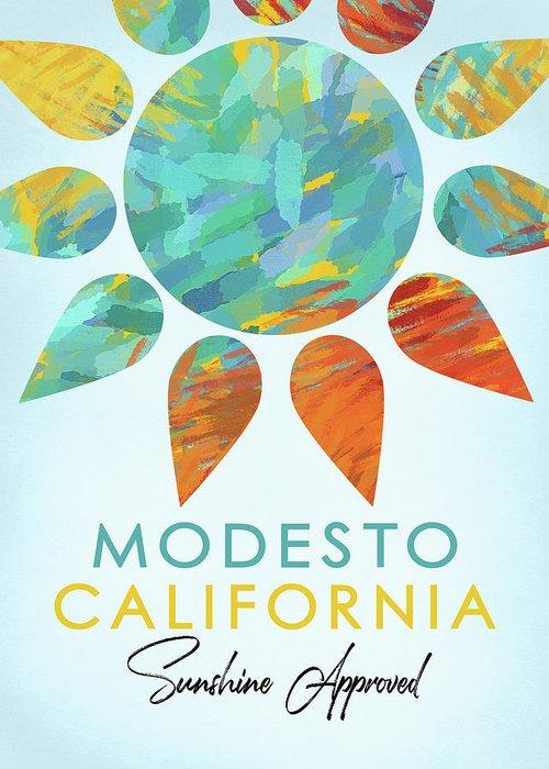 Designs Similar to Modesto California Sunshine