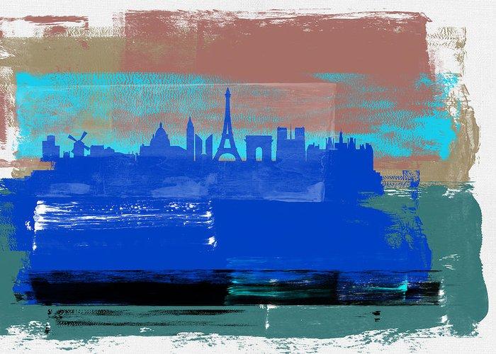 Designs Similar to Paris Abstract Skyline II