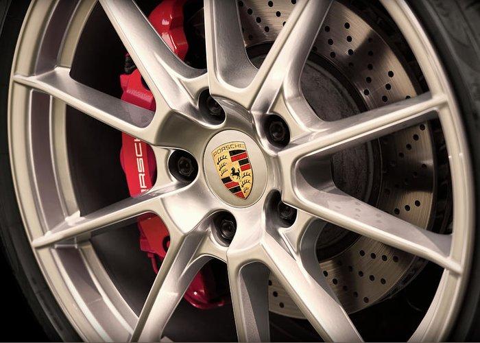 Designs Similar to Porsche Boxster / Cayman Wheel