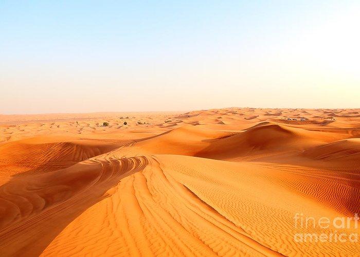 Sahara Desert Photographs Greeting Cards