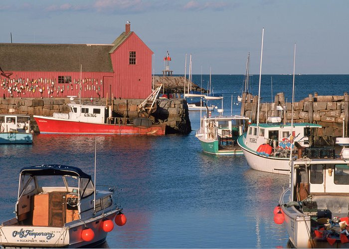 Rockport Greeting Cards