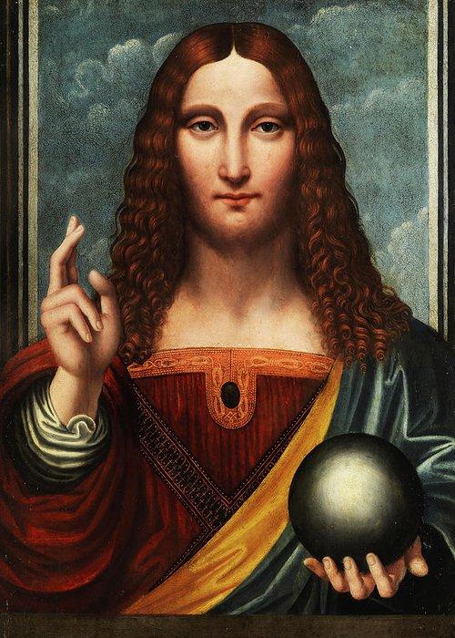 Italian Painters Greeting Cards