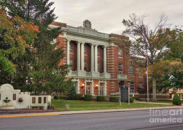 Benton County Courthouse Art | Fine Art America