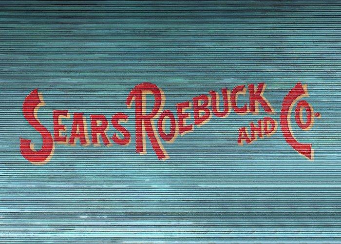 Sears Roebuck Greeting Cards